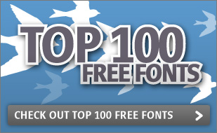 Check out the best free fonts on fontbird.com